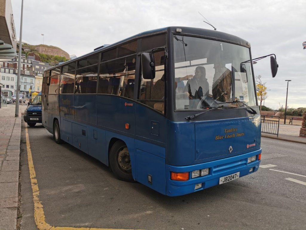 Un petit tour de bus vintage !